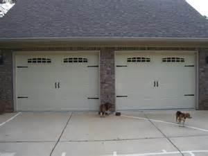 deluxe garage door decorative hardware kit hinges