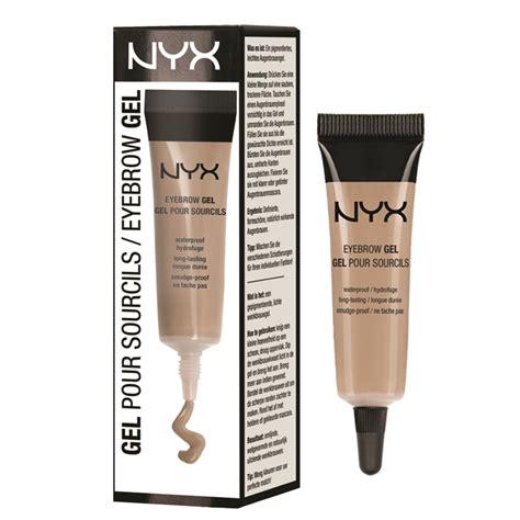Nyx Gel Eyebrow nyx eyebrow gel nyx cosmetics