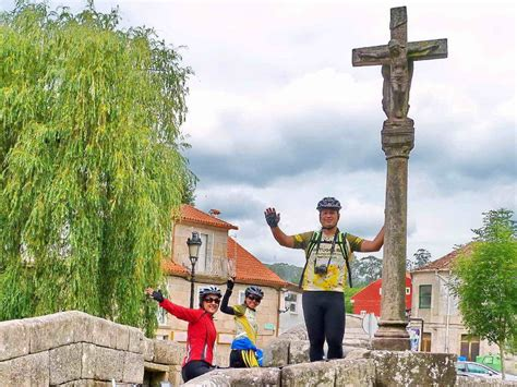 camino de santiago bike the way of st supported portugal bike tours
