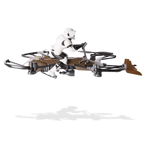 controlled drone spin master air hogs wars speeder bike remote