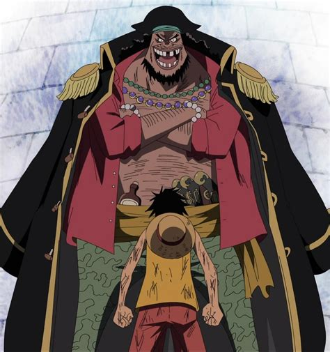 Anime One Blackbeard best anime villain page 5 neogaf