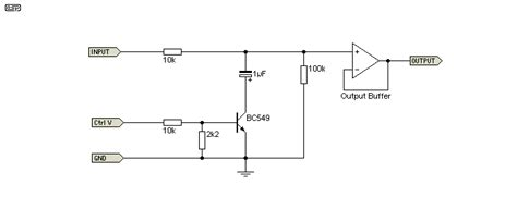analog voltage controlled resistor bipolar voltage controlled resistor 28 images why are mosfets better than bjts in