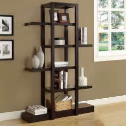 Display Shelving Units For Living Room Bloombety Decorative Shelving Units With Window Glass
