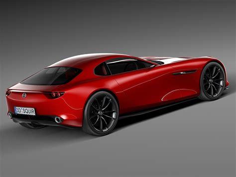 Mazda Rx9 Concept by Mazda Rx 9 Vision Concept