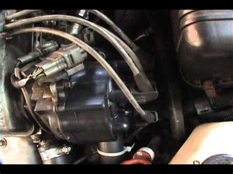 plugs cap rotor replacement    geo prizm