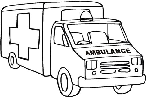 cartoon ambulance pictures cliparts co