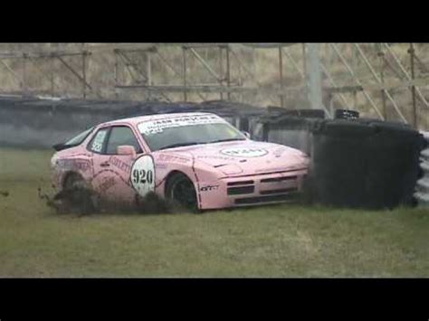 Porsche 944 Crash by Porsche 944 Crash