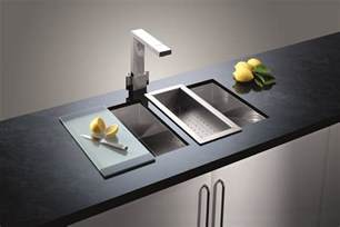 blanco designer kitchen