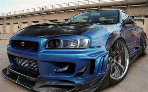 Nissan Skyline GT R ? Japanese Beast