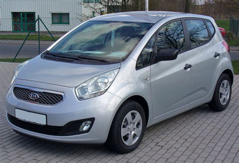 Kia Brands In Car Kia Venga Vs Hyundai Ix20 Almost Identical Cars From