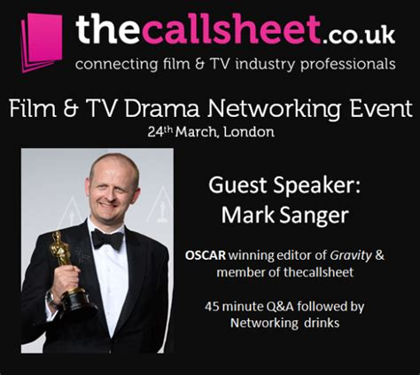 Film Drama Uk | thecallsheet co uk film tv drama networking event march