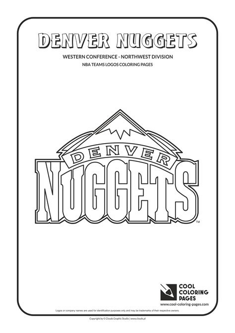 jazz basketball coloring pages cool coloring pages nba basketball clubs logos western
