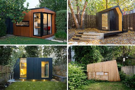 backyard photography studio contemporist 14 inspirational backyard offices studios