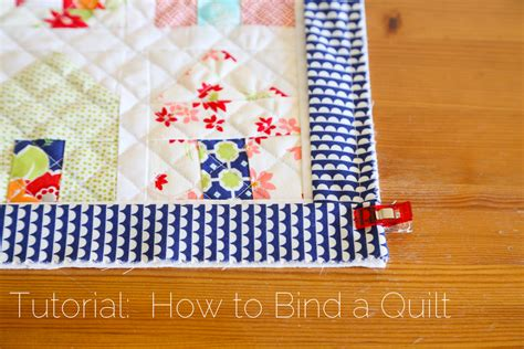 tutorial how to bind a quilt quilt binding tutorial