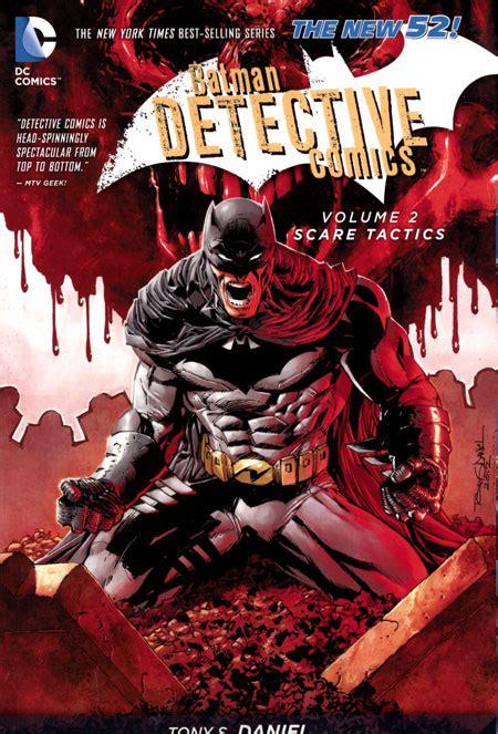 detective comics tp vol 1401267998 batman detective comics tp vol 02 scare tactics n52 discount comic book service