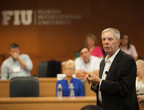 Executive Mba Florida International by Unique Executive Mba Readies Fiu Students For