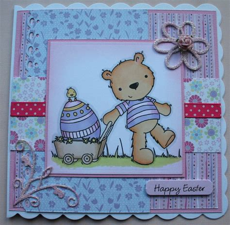 Handmade Easter Cards For - handmade easter cards for family