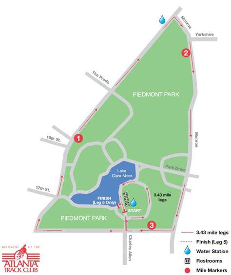 atlanta run around the park relay 2017 2018 date