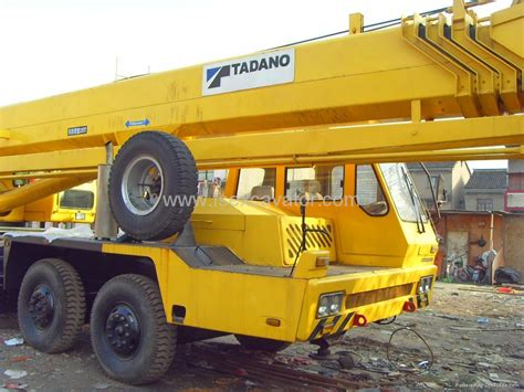 Machine Truck Construction Limited used truck crane tadano 35t from japan used construction machinery gt 350e china