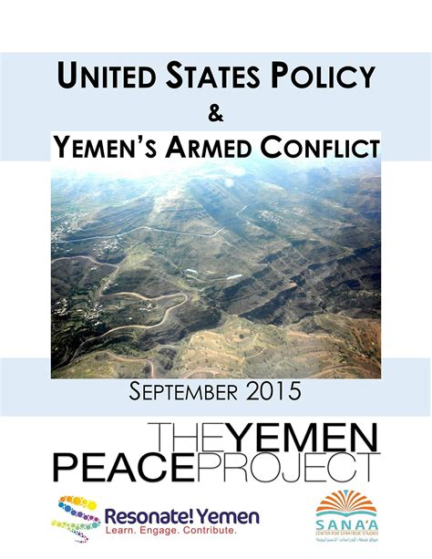 united policy united states policy yemen s armed conflict sana a center for strategic studies