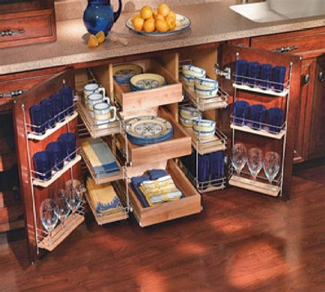 Kitchen Cupboard Interior Storage | kitchen storage solutions interiors blog