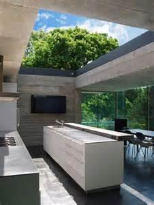 25 best ideas about modern outdoor kitchen on pinterest
