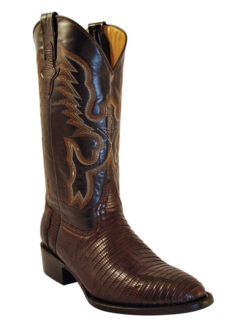 lizard boots pungo ridge ferrini s teju lizard r toe western