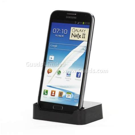samsung charger note 2 usb charger dock cradle for samsung galaxy note 2 n7100