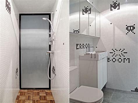 Bros Mini Hk Yellow top 7 geeky bathroom designs