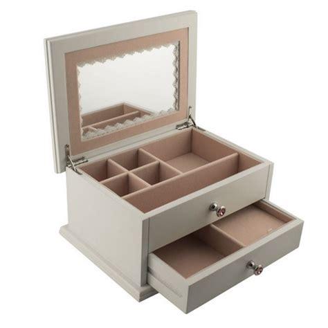 jewelry box secret princess personalized white jewelry box
