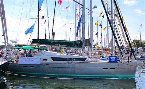 annapolis boat show sponsor 2014 annapolis boat show jimmy s new boat sailfeed
