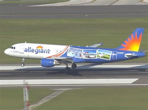 five new direct flights added out of punta gorda on allegiant air fox 4 now wftx fort myers