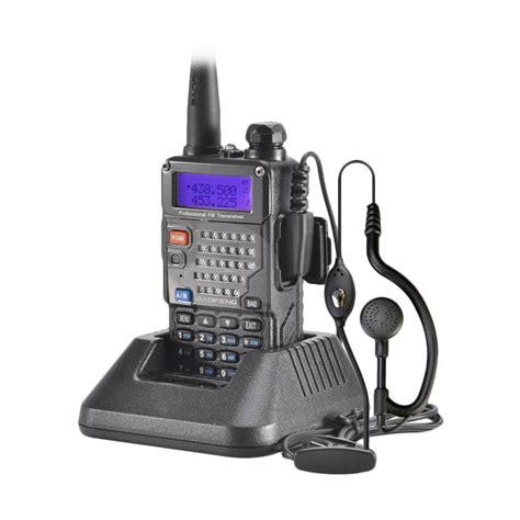 Sale Radio Walkie Handy Talky Ht Baofeng Dual Band Uhf Vhf Uv 5r jual baofeng pofung dual band uhf vhf uv 5re radio walkie