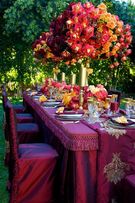 wedding bridal table decoration ideas wedding table ideas the magazine
