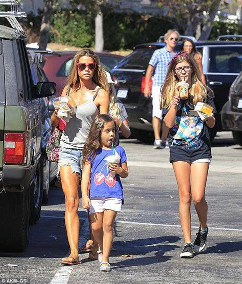 Richards Shopping And Daughters Shopping In Malibu by Richards Shows Svelte Frame In Malibu