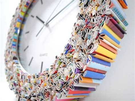 Arts And Crafts Made Out Of Paper - 32 cool things to make with magazines stylecaster
