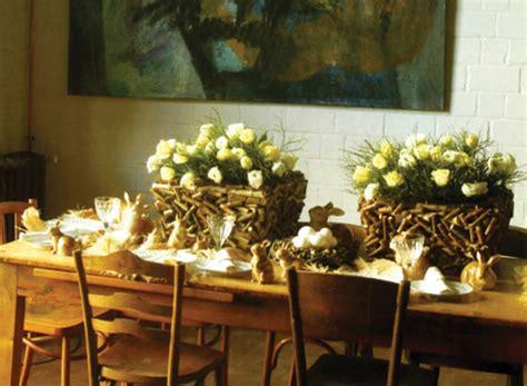 tavole decorate per natale m decoration tavolo per pasqua