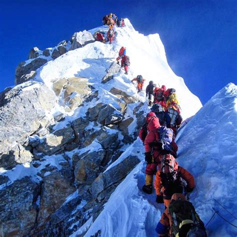 the summit one foreign climber dies on mt everest longline rescue