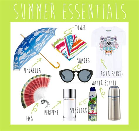 Your Number One Fan Survive The Heat In Style by 9 Summer Essentials To Survive The Manila Heat Manillenials