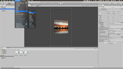 unity editor layout object prototyping ui in unity part 4 layout components