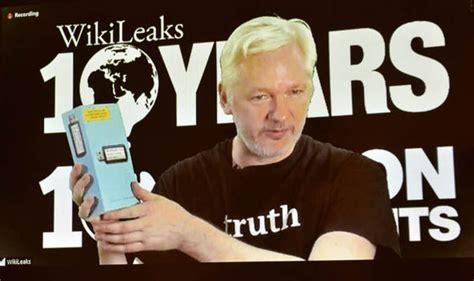 Assange Conspiracy Essay by Wikileaks Julian Assange Announcement Tomorrow After
