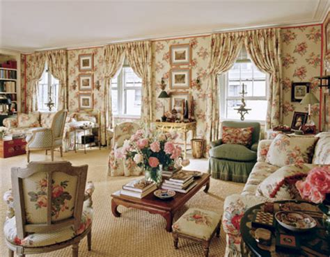 Chintz Room by Chintz Room Interior Design