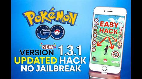pokemon   hack  jailbreak tap  walk map hack