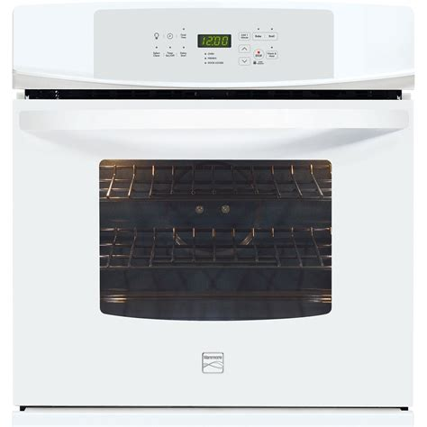 do you leave oven racks in during self cleaning kenmore electric single wall oven 27 in 48782 sears