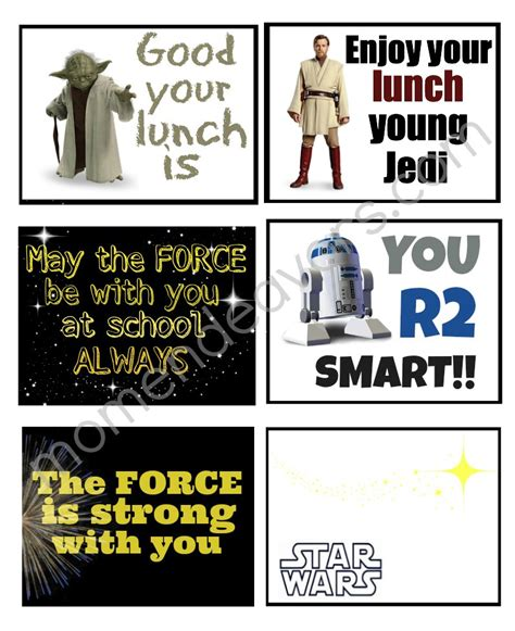 printable star wars thank you notes star wars printables an out of this world round up