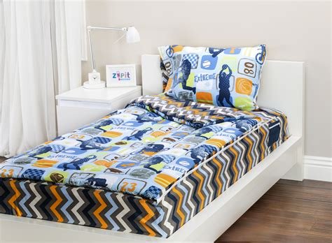 sleeping bag comforter zipit bedding set zip up your sheets and comforter like