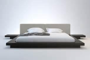 Japanese Platform Bed With Storage Arata Japanese Platform Bed Haikudesigns