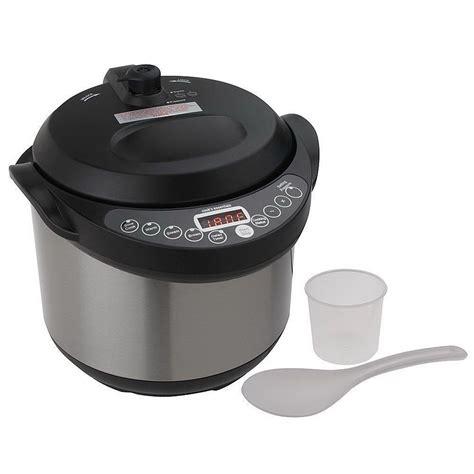 crock pot pressure cooker beginner s cookbook manual this guide includes a 30 day crock pot pressure cooker meal plan books cook s essentials 4 quart 5 function digital pressure