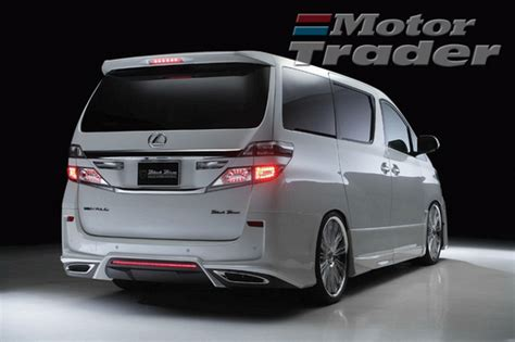 lexus minivan dealer wants lexus van clublexus lexus forum discussion
