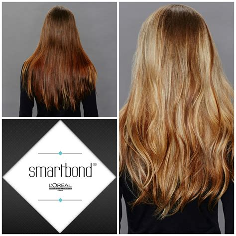 new smartbond by l oreal professional now in salon